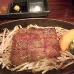 さくらみち - 岩手牛ステーキ
