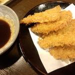 串八珍 - ハムカツ