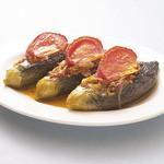 スパルタ - 茄子の野菜詰めオーブン焼き ベジタリアンにもOK