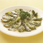 スパルタ - いわしのマリネ いわしはギリシャでよく使われている魚です、本来の美味しさをUP
