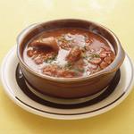 スパルタ - タコのトマト煮 こんなにやわらかい蛸を日本人は知っているでしょうか?