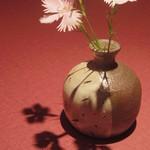 18352313 - 石竹の花が出迎える
