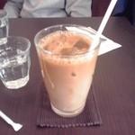 セピアコーヒー - カフェオレ(Lサイズ)