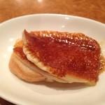 ステーキ 伊達 - 料理写真:チーズトースト