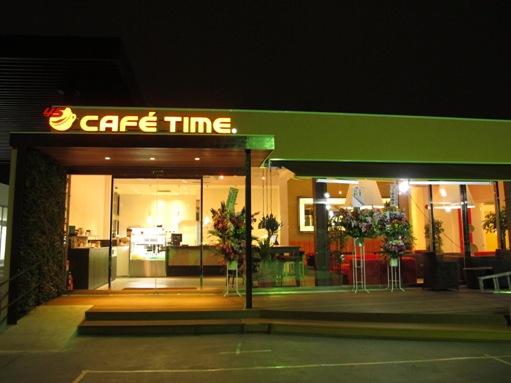 カフェ タイム