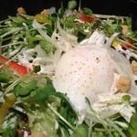 凛 - ボリューム満点のシーザーサラダ
