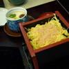 宮徳 - 料理写真:せいろ寿司定食(茶わん蒸しが付く) 2300円