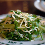 上海バール - 香菜サラダ~☆