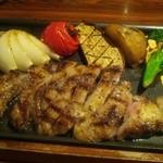18355440 - イベリコ豚ベジョータと野菜のグリル
