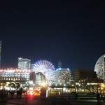 モーション・ブルー・ヨコハマ - 夜景も綺麗でした H24.12