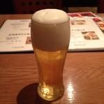 18361505 - 生ビール(スーパー・ドライ)