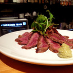 FOODING BAR R - 和牛のステーキ