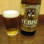 かとう - ビール