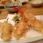 天ぷら新宿つな八 - 天ぷら新宿つな八 札幌店