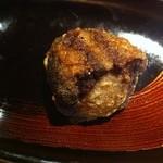 七輪焼肉 游來 - テールの塩焼き