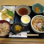 ひさ家 - ひさ家定食(1000円)