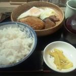 すしはん GARDEN - 料理写真:日替定食 2013/4/5ver