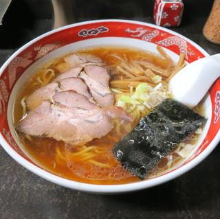 マルナカ - チャーシュー麺