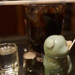 オットー喫茶 - アイコさん
