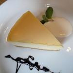 ラジオ プラント - チーズケーキアップ