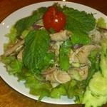タイ料理 ディーディー - ・ヤムムータクライ 1000円