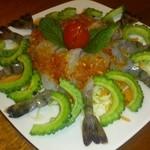 タイ料理 ディーディー - ・クンチェーナンプラー 1200円