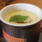 佳肴 - こちら¥1260-の茶碗蒸し