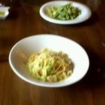 18373615 - 桜海老のスパゲッティ