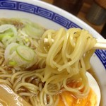 美庵 - 麺は今のところ特注品