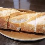 シエル・ドゥ・リヨン - ('13/4)パンは炙って出してくれます(二人分)