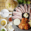 Gouhyan - 料理写真:サムギョプサル