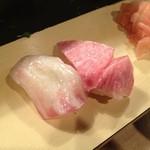 鯛壽司 - たい・トロ