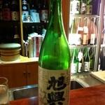 18375198 - 旭興(きょくこう、特純無濾過生原/栃木/渡邊酒造