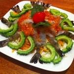 タイ料理 ディーディー - クンチェーナンプラー(1,200円)
