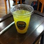 タリーズコーヒー - フルーツ100%ジュース ショートサイズ 340円