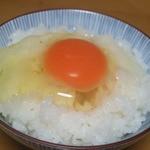 18375669 - 黄身がオレンジ色♪