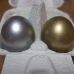 18375777 - あなたは金の卵、銀の卵どちらを買いますか♡?