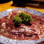 米とサーカス - 追加肉、鹿ロース(2013.04)