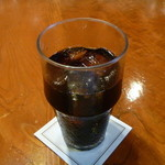 サルビア - アイスコーヒー