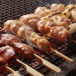 トリトリキッチン - 焼き鳥・串焼き各種