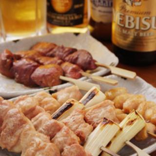 大和の鶏料理ならここ!新鮮な朝挽き『みちのく鶏』をご堪能下さい。