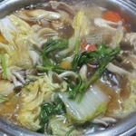 鶏無双 - とりすき鍋