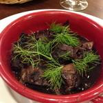 18379786 - マグロほほ肉の煮込み