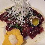 酒菜屋 楽 - 料理写真:牛レバー刺