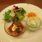 ビストロゴトー - 料理写真:前菜盛り