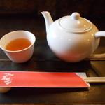 四川料理 荒木 - ジャスミン茶