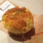 目黒八雲むしぱん - カレー蒸しパン(180円)