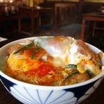 松尾食堂 - カツ丼