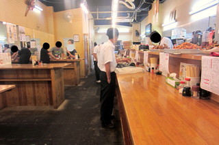 立呑み 得一 十三店 - (2012年9月)