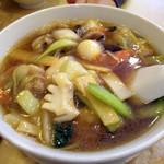 18388485 - 五目そば(広東麺)